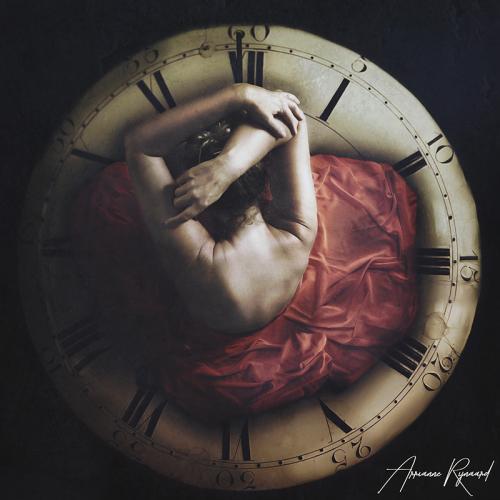Arrianne Rijnaard Art photography Facing Time