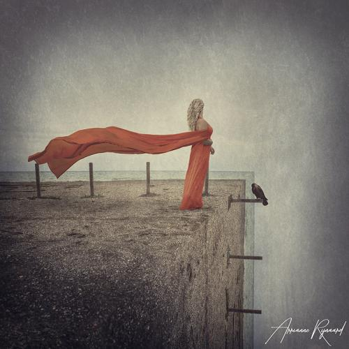 Arrianne Rijnaard Art photography living on the edge
